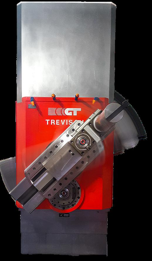 Trevisan Machine Tool: Multitasking Machines | CNC Machining